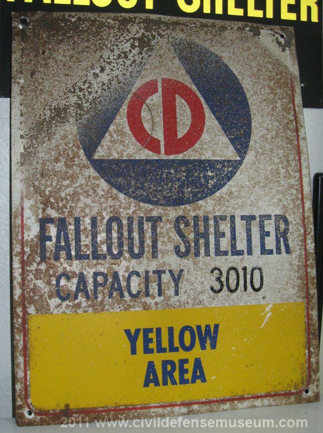 Civil Defense Museum National Fallout Shelter Program Public