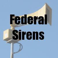 Civil Defense Museum-Warning Sirens