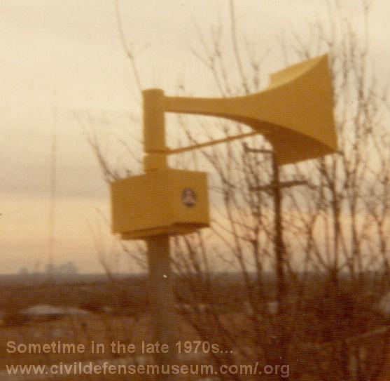 Civil Defense Museum Warning Sirens Siren Projects